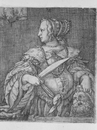 Barthel Beham: Judith