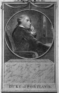 Bildnis William Henry Cavendish-Bentinck