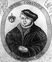 Antonius Corvinus (1501- 553)
