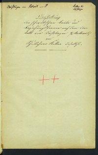 Sprachaufsatz aus Deißlingen OA Rottweil [Quelle: Landesmuseum Württemberg]