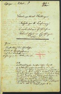 Sprachaufsatz aus Böhringen OA Rottweil [Quelle: Landesmuseum Württemberg]