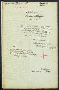 Sprachaufsatz aus Ofterdingen OA Rottenburg [Quelle: Landesmuseum Württemberg]