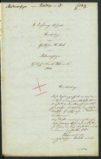 Sprachaufsatz aus Unterwachingen OA Riedlingen [Quelle: Landesmuseum Württemberg]
