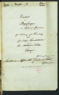 Sprachaufsatz aus Bopfingen OA Neresheim [Quelle: Landesmuseum Württemberg]