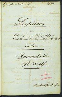 Sprachaufsatz aus Hummertsried OA Waldsee [Quelle: Landesmuseum Württemberg]