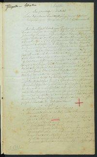 Sprachaufsatz aus Thiergarten OA Hohenzollern-Sigmaringen (Fürstentum) [Quelle: Landesmuseum Württemberg]