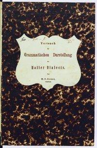 Sprachaufsatz aus Hall OA Hall [Quelle: Landesmuseum Württemberg]