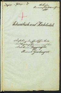 Sprachaufsatz aus Deggingen OA Geislingen [Quelle: Landesmuseum Württemberg]