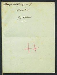 Sprachaufsatz aus Ellwangen OA Ellwangen [Quelle: Landesmuseum Württemberg]