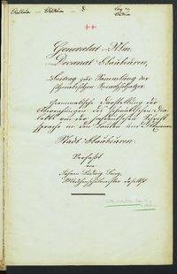 Sprachaufsatz aus Blaubeuren OA Blaubeuren [Quelle: Landesmuseum Württemberg]