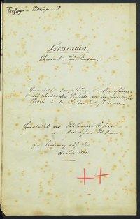 Sprachaufsatz aus Trossingen OA Tuttlingen [Quelle: Landesmuseum Württemberg]