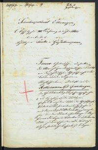 Sprachaufsatz aus Rathshausen OA Spaichingen [Quelle: Landesmuseum Württemberg]