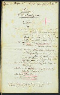 Sprachaufsatz aus Scheer OA Saulgau [Quelle: Landesmuseum Württemberg]