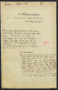 Sprachaufsatz aus Friedberg OA Saulgau [Quelle: Landesmuseum Württemberg]