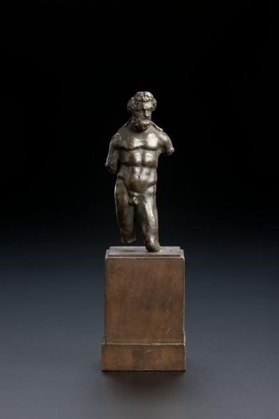 Antiquitäten & Kunst Bronze Kopf Jüngling Nach Antiken Vorbild Bronze