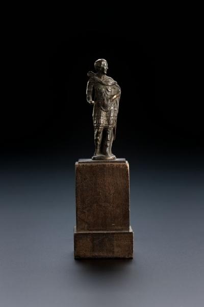 Bronze Bronze Kopf Jüngling Nach Antiken Vorbild Antiquitäten & Kunst