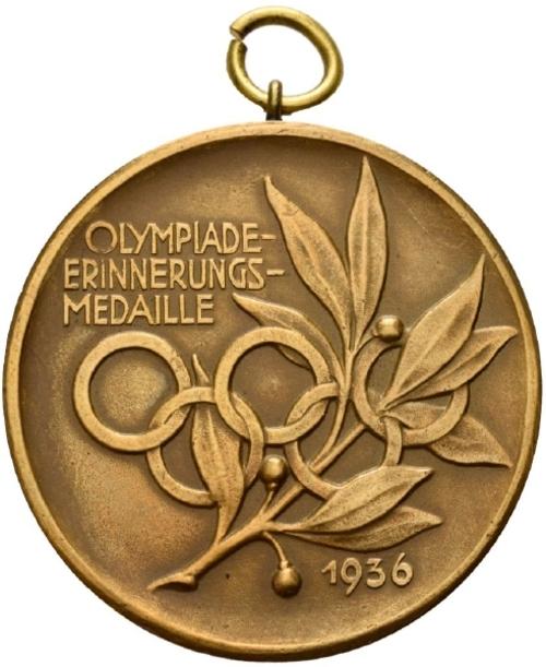 Olympiade Erinnerungs Medaille Fur Ein Preisschiessen In Singen Landesmuseum Wurttemberg Museum Digital Baden Wurttemberg